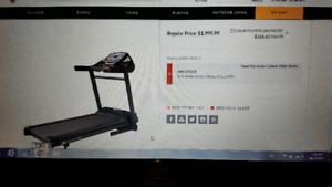 Xterra XT958T treadmill