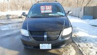 2003 Dodge Caravan certified and etested road ready