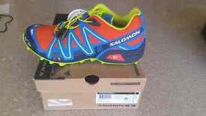 Salomon SpeedCross 3 running shoes Kitchener / Waterloo Kitchener Area image 1