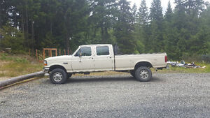 1996 Ford F-350 XL Pickup Truck