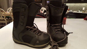 Ride Orion snowboard boots - mens size 8