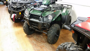 Kawasaki 300Brute Force 3 LEFT *$4699@$69.00 BI-WKLY for 60MTH