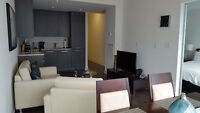 Downtown 2 Bedroom Furnished @ Yonge and Front Street