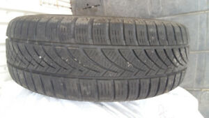 All Weather Tires Used
