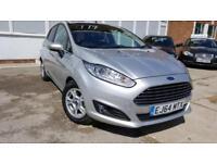 2014 Ford Fiesta 1.6 TDCi ECOnetic Titanium 5dr