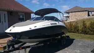 2011 Seadoo challenger 180SE Supercharged 255HP