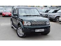 2010 LAND ROVER DISCOVERY 4 TDV6 HSE STRIKING AND STUNNING COLOUR COMBINATION