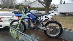 Motocross yz 125