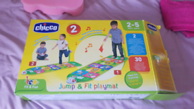 Chico hopscotch