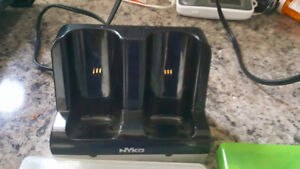 wii charger 3 games nyko  brand