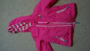 Carters girls spring / fall coat size 4t
