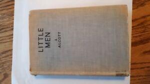 Little Men by Louisa M. Alcottt