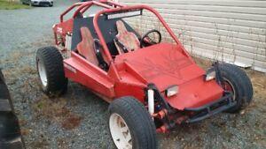 VW dune buggy / sand rail