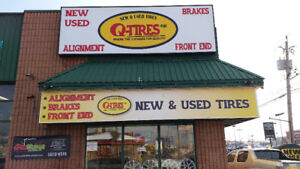 ALIGNMENTS-MECHANICAL-TIRES-Q-TIRES PLUS