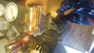 Lot of ps3 games amd controller