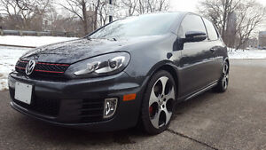 Flawless 2010 VW GTI, manual, leather, PRICED TO SELL
