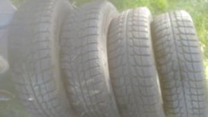 4 new winter tires 195/75/r14