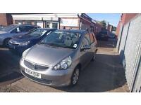 2004 / 54 Honda Jazz 1.4 I-DSI SE 5 Door Full MOT+Warranty+AA Cover