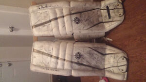 Goalie pads 35+1 jambieres