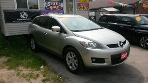 07 Mazda CX-7 SUV SAFETY+E-TEST+3 MONTH WARRANTY*INCLUDED
