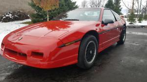1988 Pontiac Fiero GT  49kms