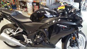 MOTO HONDA CBR 250