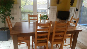 Ikea forsby dining table *PRICE REDUCTION *