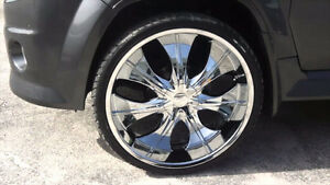 looking for either 22 or 24 inch rims for chrysler 300