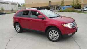 2010 Ford Edge, AWD, Glass Roof, Leathar,  3/Y warranty availabl