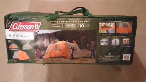 New Coleman Somerset Tent - Brand New + Free Outdoor Lantern