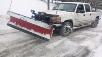 SNOW REMOVAL AND DE ICEING