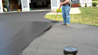 DRIVEWAY SEALING, DECK N' FENCE STAINING, WASHING, HOME PAINTING