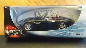 HOTWHEELS BMW Z8 1/18 scale