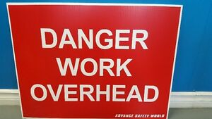 *** CONSTRUCTION SIGNS***