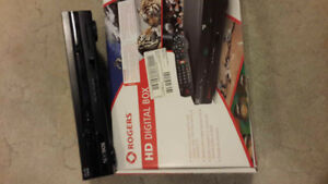 Rogers Cable HDTV Box