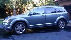 Dodge Journey AWD and DVD Cambridge Kitchener Area image 1