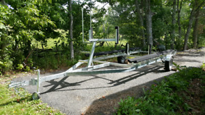 PONTOON BOAT TRAILER KIT - up to 27 ft