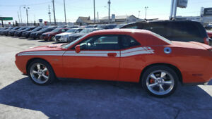 2010 Dodge Challenger R/T Supercharged with 16,000 km