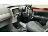 2017 Peugeot 108 1.0 Active 2 Tronic 5dr Auto Hatchback Petrol Automatic