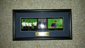 Mike Weir Presidents Cup Commemorative Print