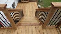 Decks, Fences, and more!!
