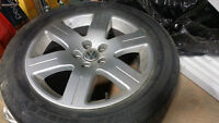 16 inch VW Rims with Tires