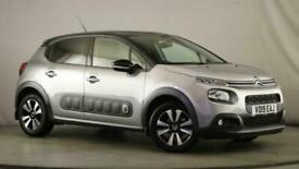 image for 2019 Citroen C3 1.2 PureTech Flair (s/s) 5dr Hatchback Petrol Manual