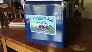 Granville Island Brewing Metal Cooler Kitchener / Waterloo Kitchener Area image 2