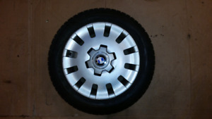 BMW Michelin Primacy Alpin Snow Tires USED & for sale