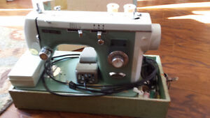 Vintage Heavy Duty Sewing Machine