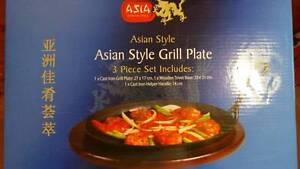 ALDI Cast Iron Grill Plate North Strathfield Canada Bay Area Preview