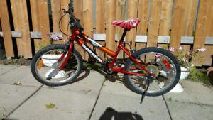 "SC 500 bike in good working condition.  12"" frame, 5 speed"