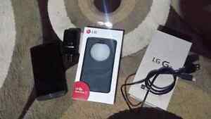 LG G3 32gb Unlocked + QC case+box+screen protect+charger!