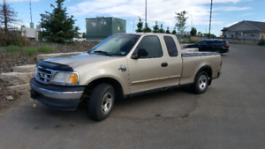 1999 Ford F150 Supercab